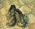 Vincent Van Gogh. A Pair of Shoes.